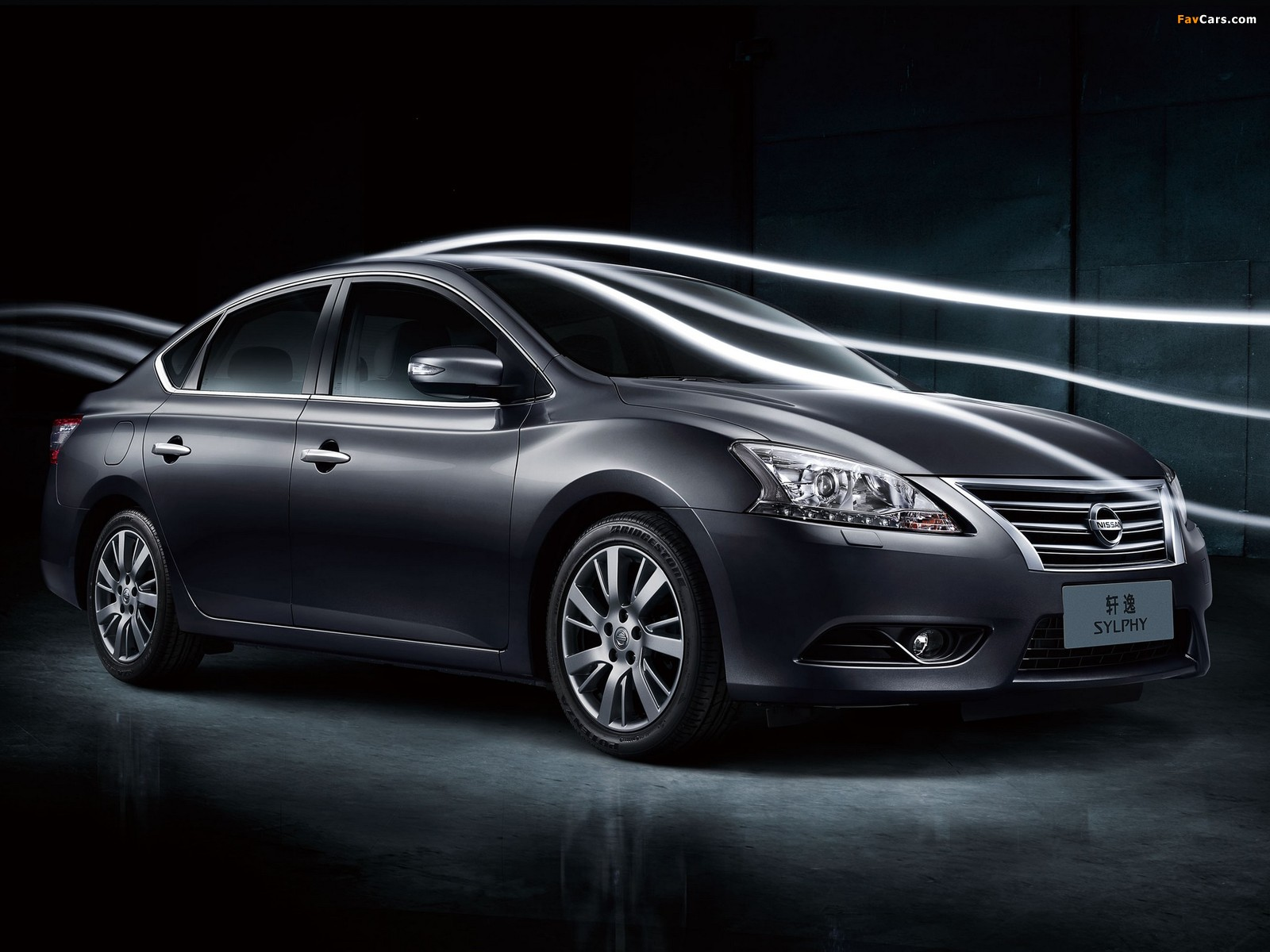 Images of Nissan Sylphy (NB17) 2012 (1600 x 1200)