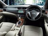 Nissan Sylphy JP-spec (NB17) 2012 images