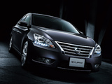 Nissan Sylphy JP-spec (NB17) 2012 pictures