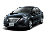 Photos of Nissan Sylphy JP-spec (NB17) 2012