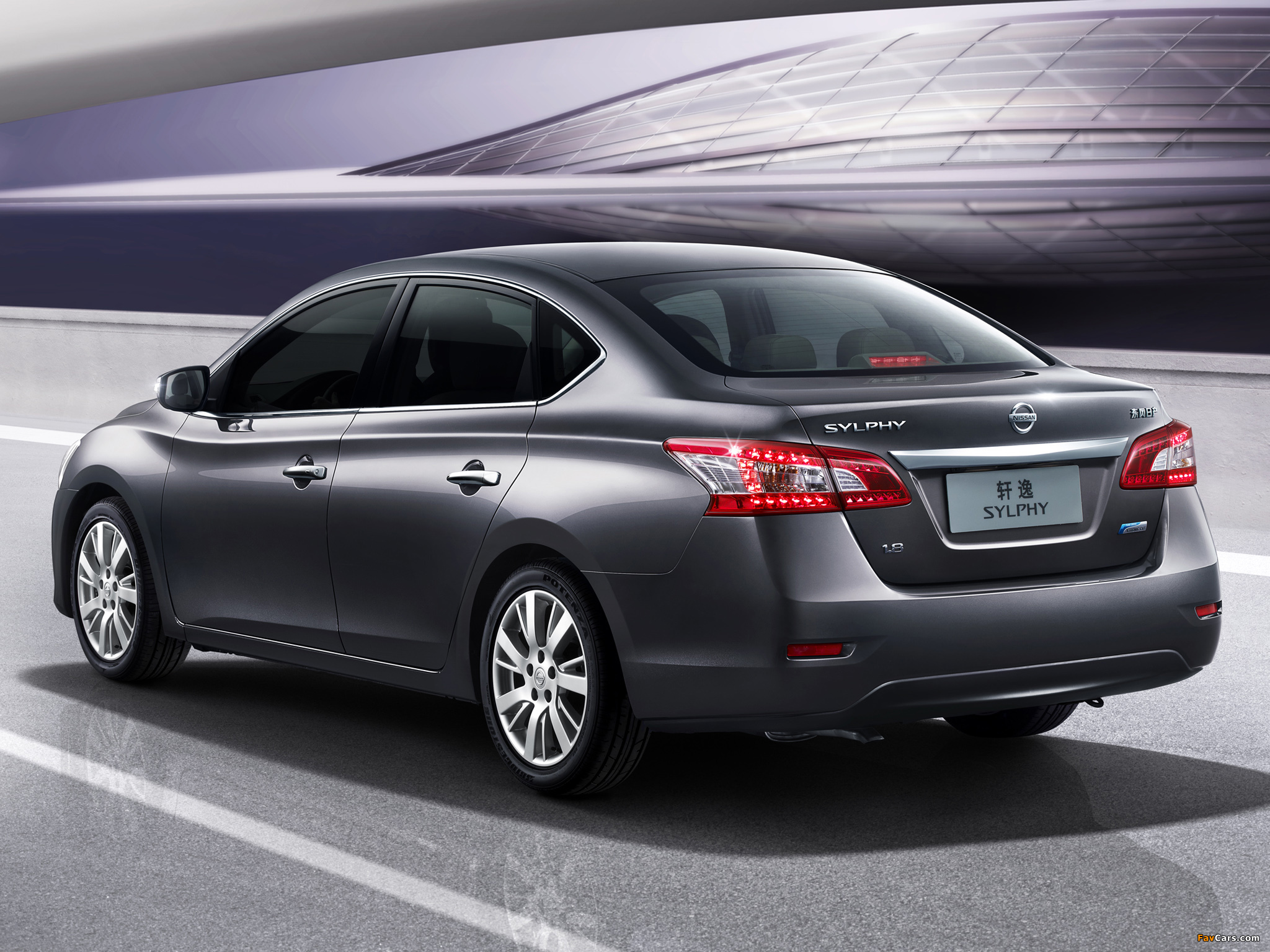 Pictures of Nissan Sylphy (NB17) 2012 (2048 x 1536)