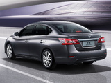 Pictures of Nissan Sylphy (NB17) 2012