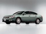 Nissan Teana 2003–05 wallpapers