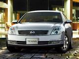 Nissan Teana 2006–08 images