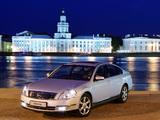 Nissan Teana 2006–08 photos