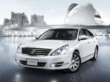 Photos of Nissan Teana JP-spec 2008