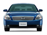 Pictures of Nissan Teana 2003–05