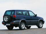 Images of Nissan Terrano II 5-door (R20) 1999–2006