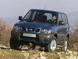 Images of Nissan Terrano II 3-door (R20) 1999–2006