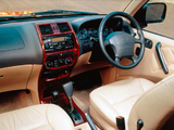 Images of Nissan Terrano II 5-door UK-spec (R20) 1996–99
