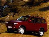 Nissan Terrano II 5-door UK-spec (R20) 1993–96 images