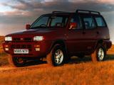 Nissan Terrano II 5-door UK-spec (R20) 1993–96 photos