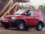 Nissan Terrano II Van UK-spec (R20) 1999–2006 images