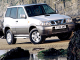 Nissan Terrano II 3-door UK-spec (R20) 1999–2006 images