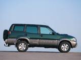 Nissan Terrano II 5-door (R20) 1999–2006 images