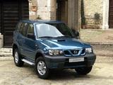 Nissan Terrano II 3-door (R20) 1999–2006 photos