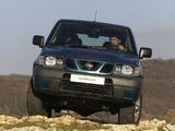Nissan Terrano II 3-door (R20) 1999–2006 pictures