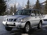 Nissan Terrano II 5-door (R20) 1999–2006 pictures