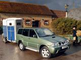 Nissan Terrano II 5-door UK-spec (R20) 1999–2006 pictures