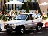 Nissan Terrano II 3-door (R20) 1993–96 pictures