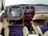 Nissan Terrano II 5-door (R20) 1996–99 images