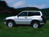 Nissan Terrano II 3-door (R20) 1999–2006 wallpapers