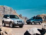 Nissan Terrano II photos