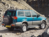 Photos of Nissan Terrano II 5-door UK-spec (R20) 1999–2006