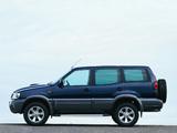 Photos of Nissan Terrano II 5-door (R20) 1999–2006