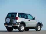 Pictures of Nissan Terrano II 3-door (R20) 1999–2006
