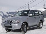Pictures of Nissan Terrano II 5-door (R20) 1999–2006
