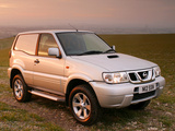 Pictures of Nissan Terrano II Van UK-spec (R20) 1999–2006