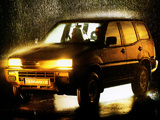 Nissan Terrano II 5-door (R20) 1993–96 wallpapers