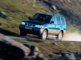 Nissan Terrano II 5-door UK-spec (R20) 1999–2006 wallpapers