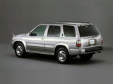 Nissan Terrano Regulus (JR50) 1997–2003 photos