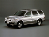 Nissan Terrano Regulus (JR50) 1997–2003 pictures