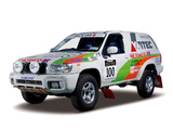 Nissan Terrano Rally Car (R50) 1999–2002 pictures
