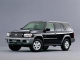 Nissan Terrano 4x4 R3m-SE Limited (LR50/TR50) 2001–02 photos