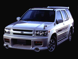 Photos of Autech Nissan Terrano Regulus StarFire 4x4 RS-R (LR50/RR50) 1996–99