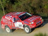 Photos of Nissan Terrano Rally Car (R50) 1999–2002