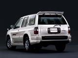 Pictures of Autech Nissan Terrano Regulus StarFire 4x4 RS-R (LR50/RR50) 1996–99