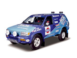 Nissan Terrano Rally Car (R50) 1995–99 wallpapers