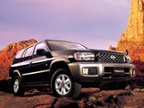 Nissan Terrano 4x4 R3m-SE Limited (LR50/TR50) 2001–02 wallpapers