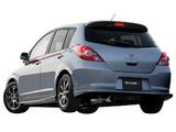 Images of Nismo Nissan Tiida Hatchback S-Tune (C11) 2008