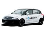 Images of Nissan EV-11 Test Car 2009