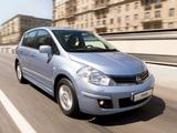 Images of Nissan Tiida Hatchback (C11) 2010