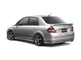 Impul Nissan Tiida Latio (SC11) 2004 wallpapers