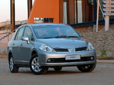 Nissan Tiida Sedan ZA-spec (SC11) 2005–08 photos