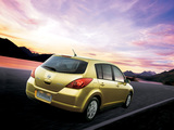Nissan Tiida Hatchback CN-spec (C11) 2005–08 wallpapers