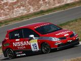 Nissan Tiida China Circuit Championship Race Car (C11) 2006 photos